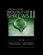 Advances in the Biology of Shrews II