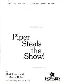 Piper Steals the Show  PDF
