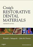 Craig s Restorative Dental Materials   E Book PDF