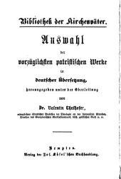 Ausgewählte Schriften des heiligen Hieronynus, nach dem Urtexte übers. von P. Leipelt: Volume 2