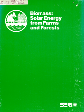 Biomass, Solar Energy from Farms and Forests