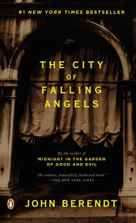 The City of Falling Angels Book