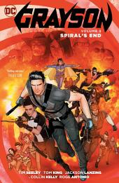 Grayson Vol. 5: Spiral's End