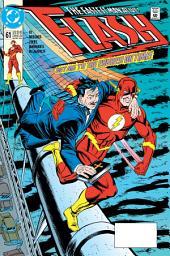 The Flash (1987-) #61