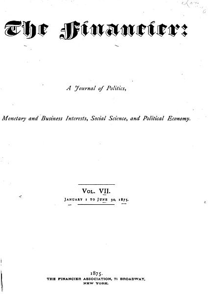 The Financier PDF