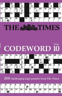 The Times Codeword 10 Book