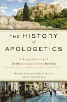 The History of Apologetics PDF