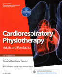 Cardiorespiratory Physiotherapy Adults And Paediatrics