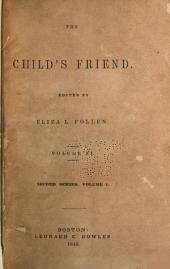 Child's Friend and Family Magazine: Volumes 11-12