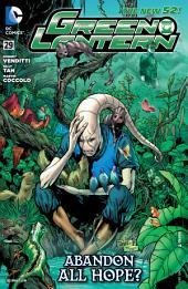 Green Lantern (2011- ) #29