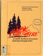 Fire in Pacific Northwest Ecosystems PDF