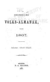Geldersche volks-almanak ...: Volumes 33-35
