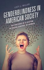 Genderblindness in American Society