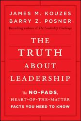 The Truth About Leadership Book PDF