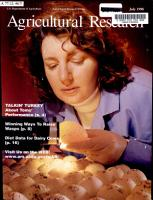 Agricultural Research PDF