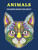 Animals Coloring Book for Adult