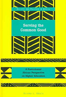 Serving the Common Good PDF