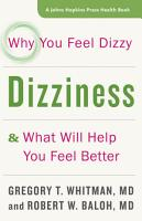 Dizziness PDF