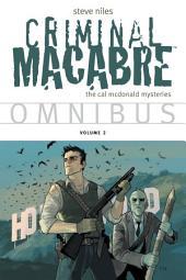 Criminal Macabre Omnibus Volume 2: Volume 2