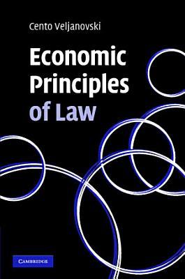 Economic Principles of Law PDF