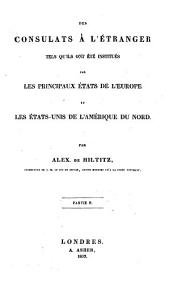 Manuel des consuls: Volume3