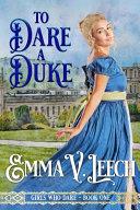 Download To Dare a Duke Book