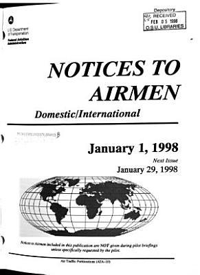 Notices to Airmen PDF