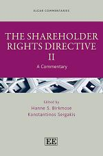 The Shareholder Rights Directive II