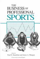 The Business of Professional Sports PDF