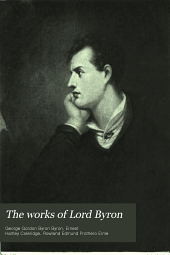 The works of Lord Byron: Volume 9