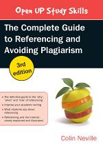 EBOOK: The Complete Guide to Referencing and Avoiding Plagiarism