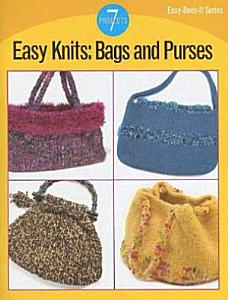 Easy Knits  Bags and Purses PDF