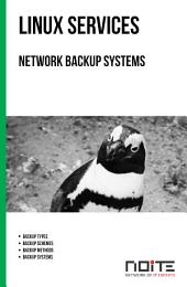 Network backup systems: Linux Services. AL3-093