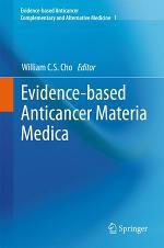 Evidence-based Anticancer Materia Medica