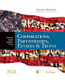 South Western Federal Taxation 2016  Corporations  Partnerships  Estates and Trusts