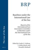 Baselines under the International Law of the Sea PDF