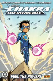 Stan Lee's Chakra The Invincible Free Comic Book Day Special 2015