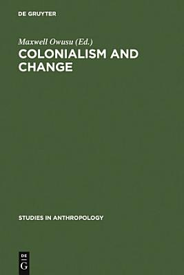 Colonialism and Change