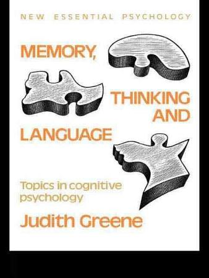 Memory  Thinking and Language PDF