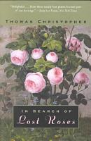 In Search of Lost Roses PDF