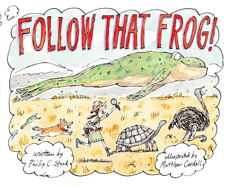 Download Follow That Frog  Book