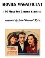 Movies Magnificent  150 Must See Cinema Classics PDF