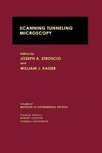 Scanning Tunneling Microscopy PDF