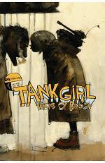 Tank Girl: Visions of Booga #1