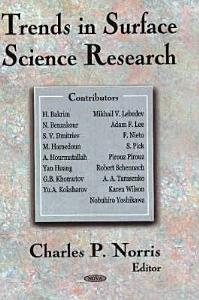 Trends in Surface Science Research PDF