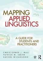 Mapping Applied Linguistics PDF