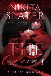 The Queens: 4-Book Dark Mafia Romance Box Set