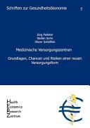 Medizinische Versorgungszentren PDF