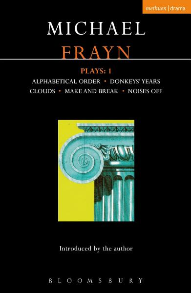Download Frayn Plays  1 Book