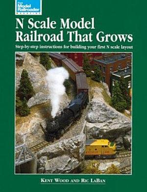 N Scale Model Railroad That Grows PDF